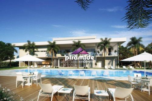 terreno à venda, 500 m² por r$ 230.695,00 - jardim califórnia - jacareí/sp - te0902