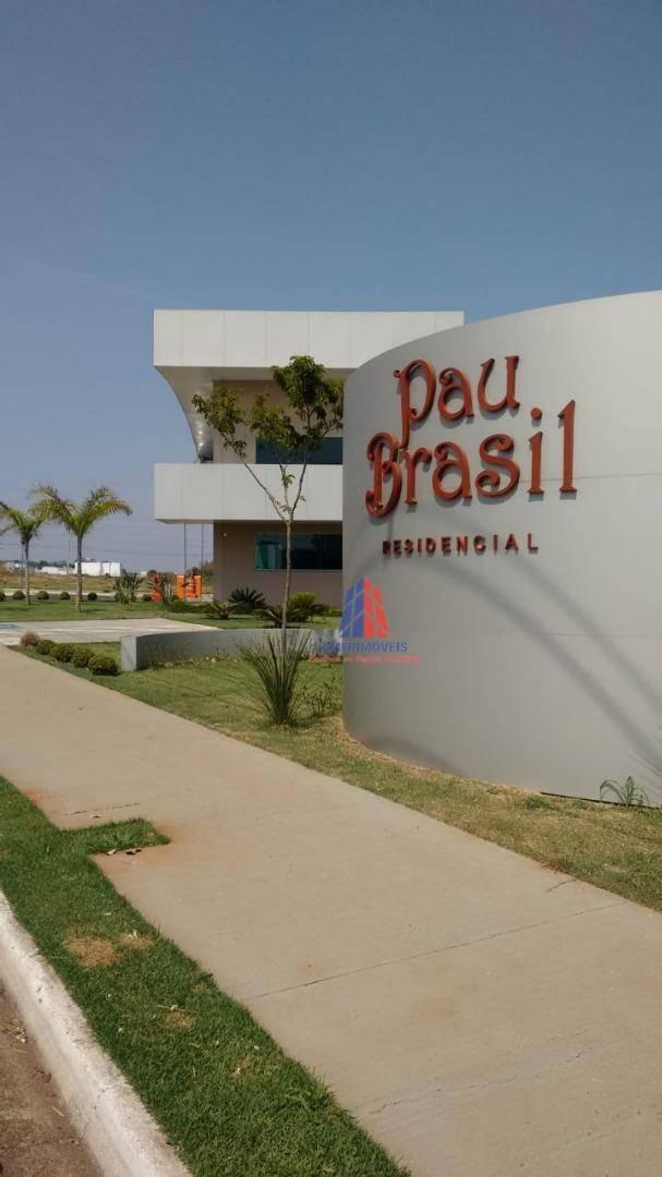 terreno à venda, 500 m² por r$ 400.000,00 - condomínio pau brasil - vila cordenonsi - americana/sp - te0238