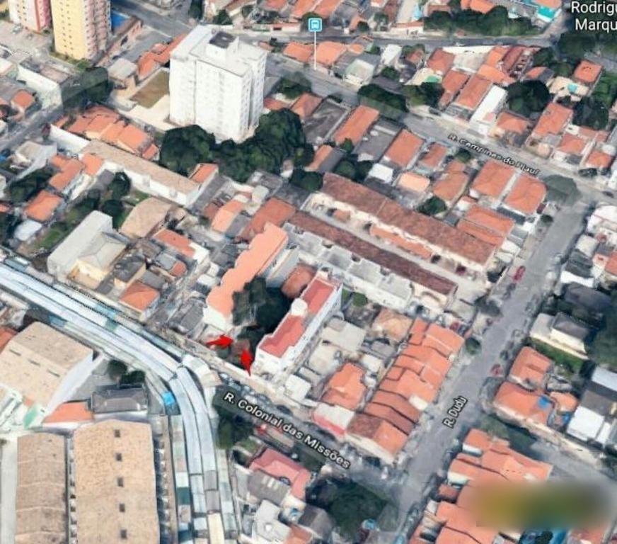 terreno à venda, 500 m² por r$ 800.000,00 - itaquera - são paulo/sp - te0092