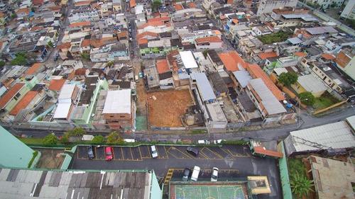 terreno à venda, 500 mts² por r$ 1.100.000 - lauzane paulista - são paulo/são paulo - te0206