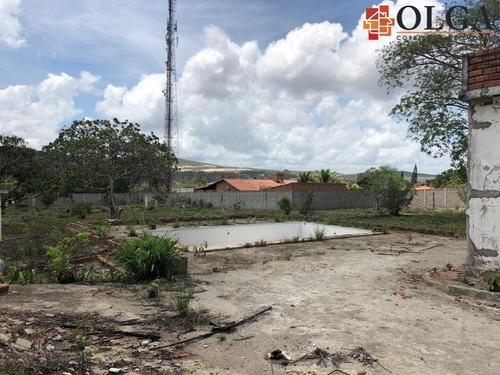 terreno à venda, 5000 m²  - gravatá/pe - te0406