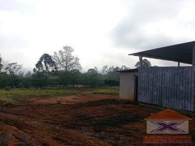 terreno à venda, 5000 m² por r$ 550.000 - condominio greenfield village - ibiúna/sp - te0445