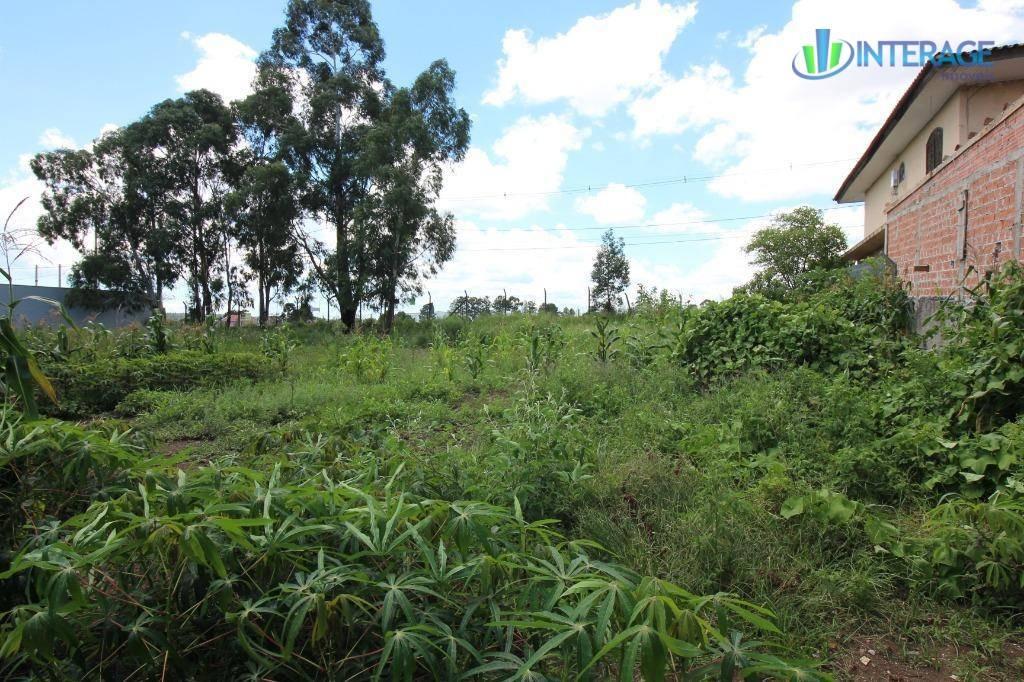 terreno à venda, 506 m² por r$ 161.000,00 - guatupê - são josé dos pinhais/pr - te0153