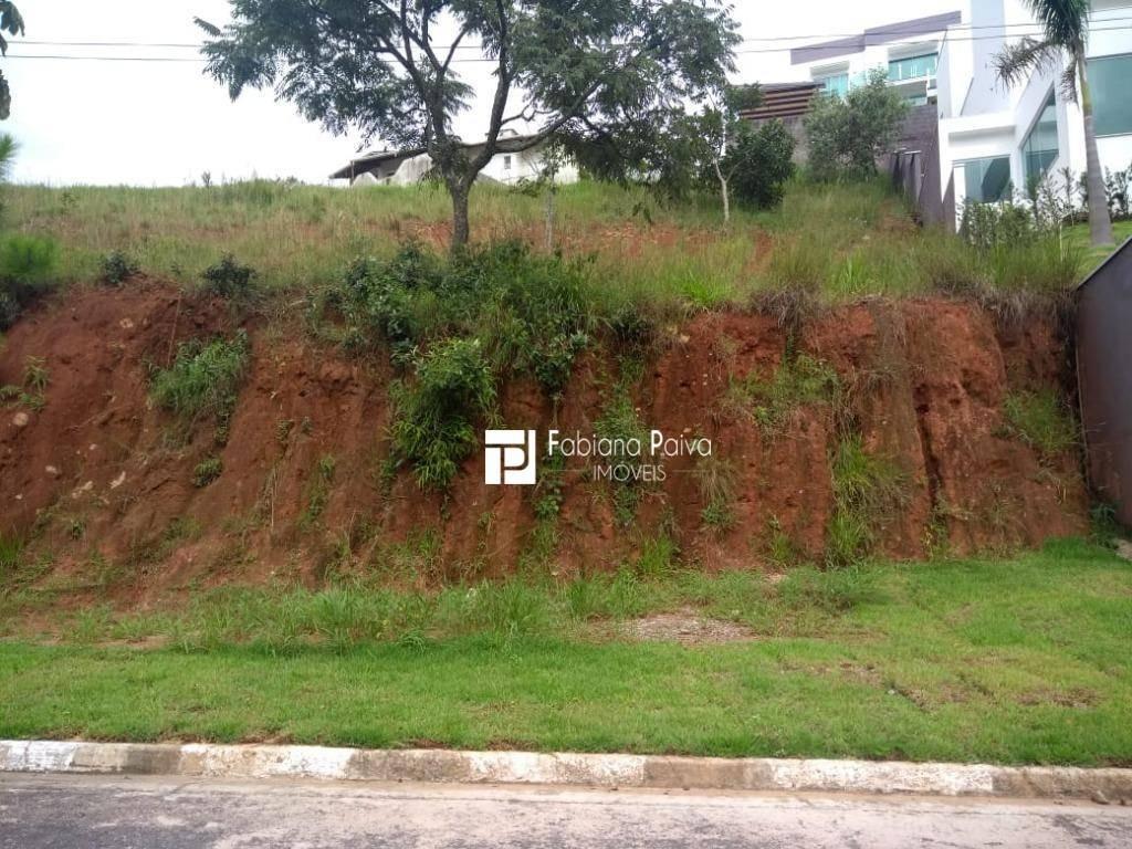 terreno à venda, 508 m² por r$ 210.000,00 - condomínio arujá hills iii - arujá/sp - te0027