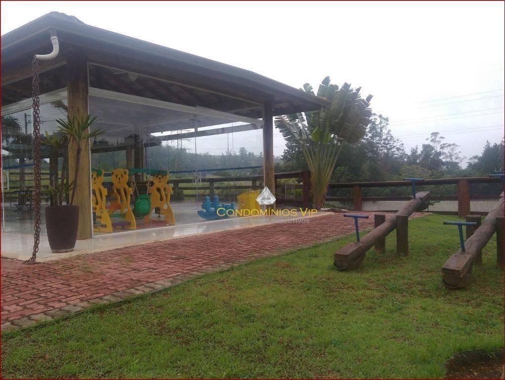 terreno à venda, 509 m² por r$ 270.000,00 - sunlake spa residencial - sorocaba/sp - te0912