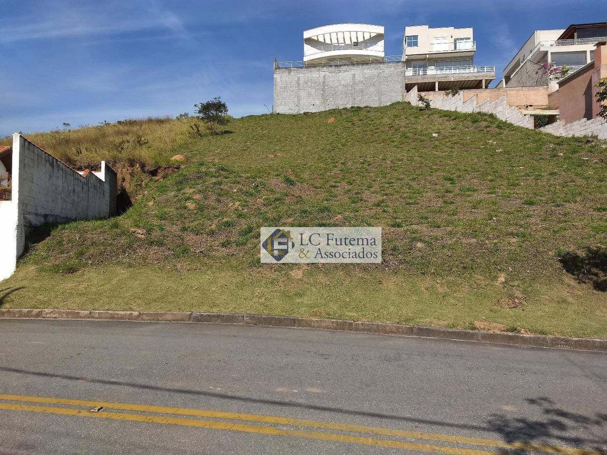 terreno à venda, 510 m² por r$ 150.000,00 - reserva vale verde - cotia/sp - te0060