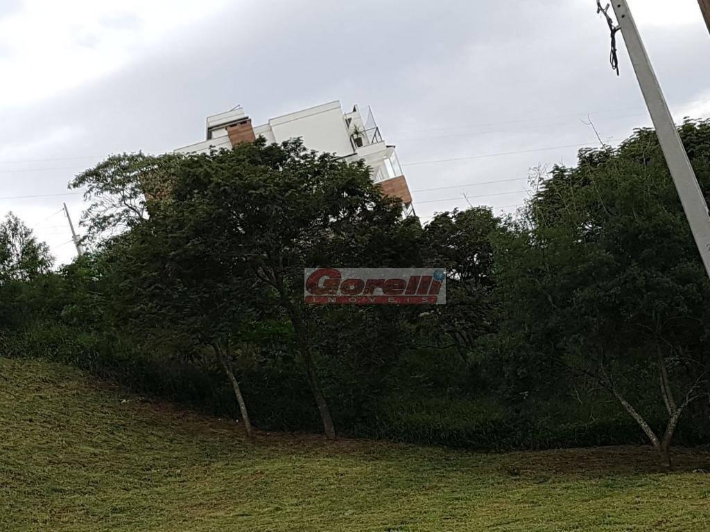 terreno à venda, 513 m² por r$ 190.000,00 - condomínio hills iii - arujá/sp - te0464