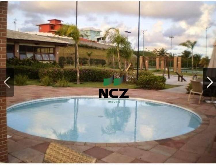 terreno à venda, 520 m² por r$ 650.000 - alphaville ii - salvador/ba - te0701