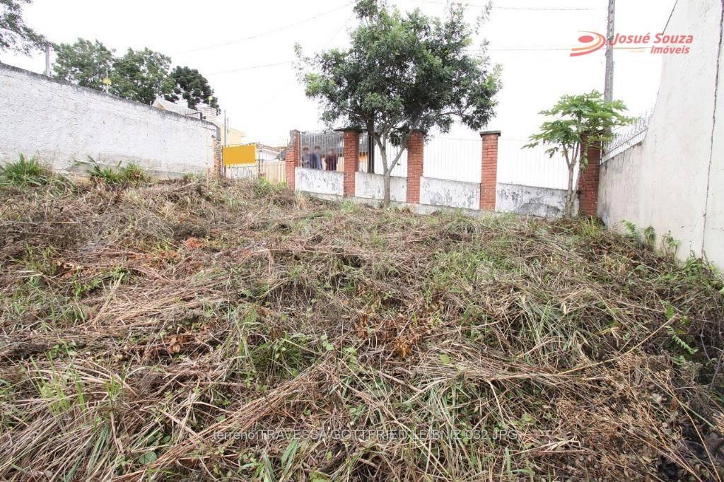 terreno à venda, 522 m² por r$ 460.000 - aristocrata - são josé dos pinhais/pr - te0132