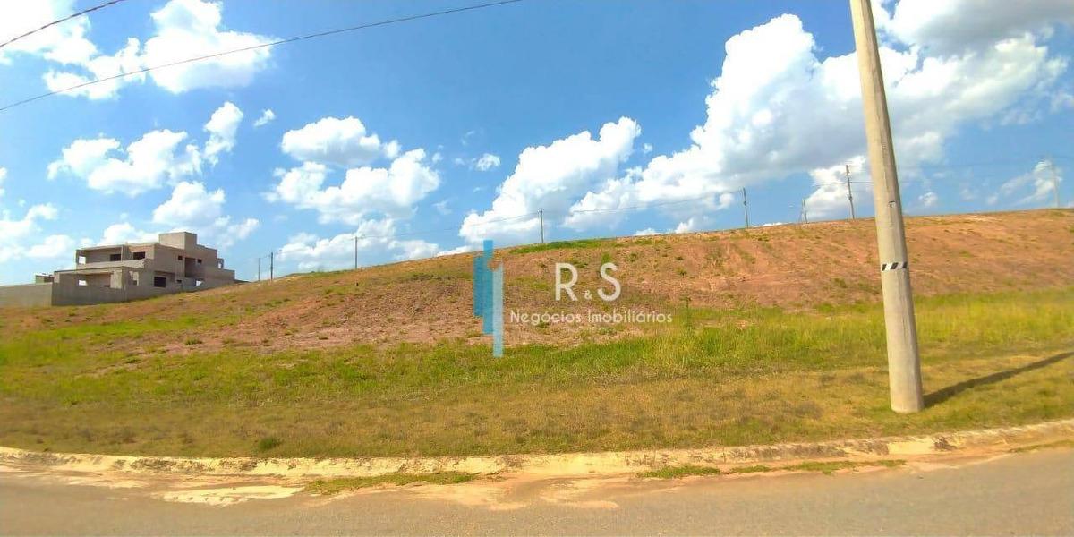 terreno à venda, 525 m² por r$ 215.000,00 - condomínio santa isabel ii - louveira/sp - te0294