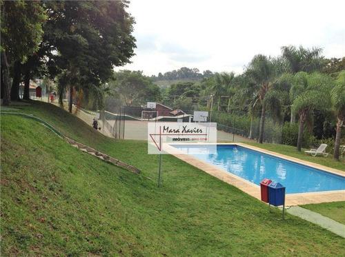 terreno à venda, 525 m² por r$ 620.000 - condomínio bosques de grevílea - vinhedo/sp - te0221
