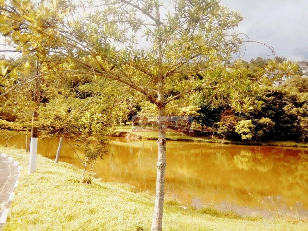 terreno à venda, 534 m² por r$ 220.000 - condomínio hills iii - arujá/sp - te0556