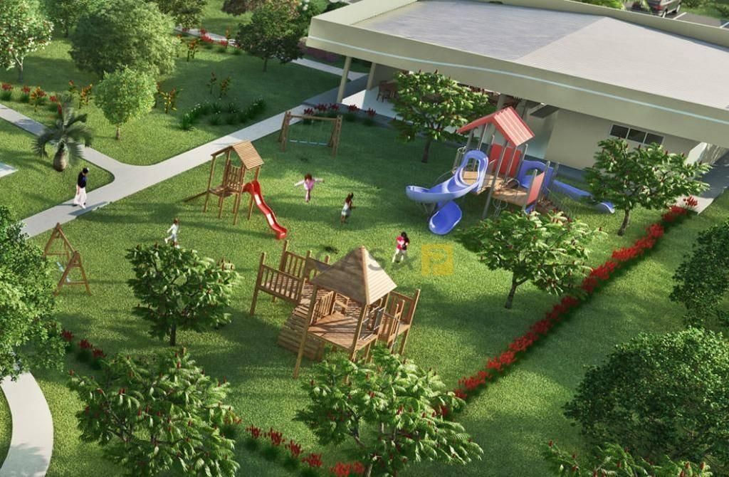 terreno à venda, 538 m² por r$ 380.000 - parque nova carioba - americana/sp - te0241