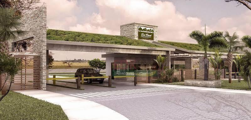 terreno à venda, 540 m² por r$ 200.000 - eco park bourbon - te0998