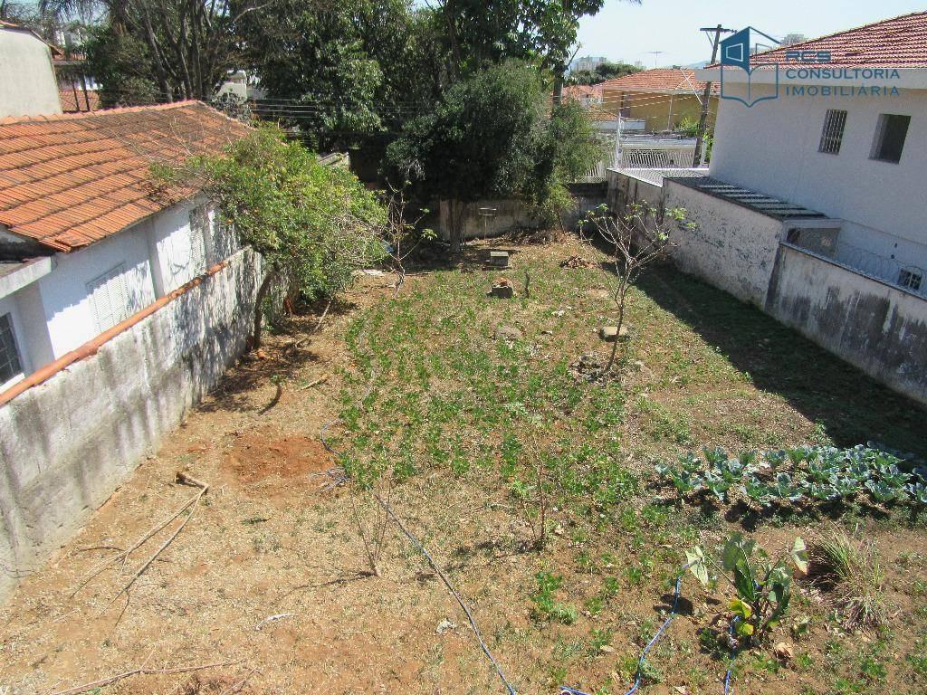 terreno à venda, 543 m² por r$ 1.629.000 - alto da lapa - são paulo/sp - te0372