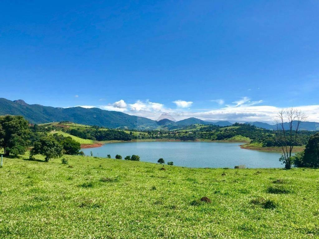 terreno à venda, 5513 m² por r$ 375.000 - da lagoa - joanópolis/sp - te1692