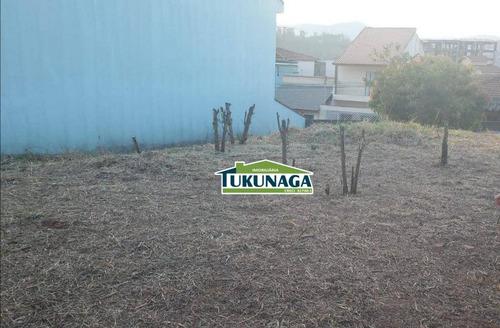 terreno à venda, 552 m² por r$ 1.250.000,00 - vila rosália - guarulhos/sp - te0099