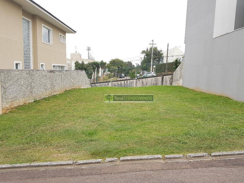 terreno à venda, 556 m² por r$ 440.000,00 - campo comprido - curitiba/pr - te0559