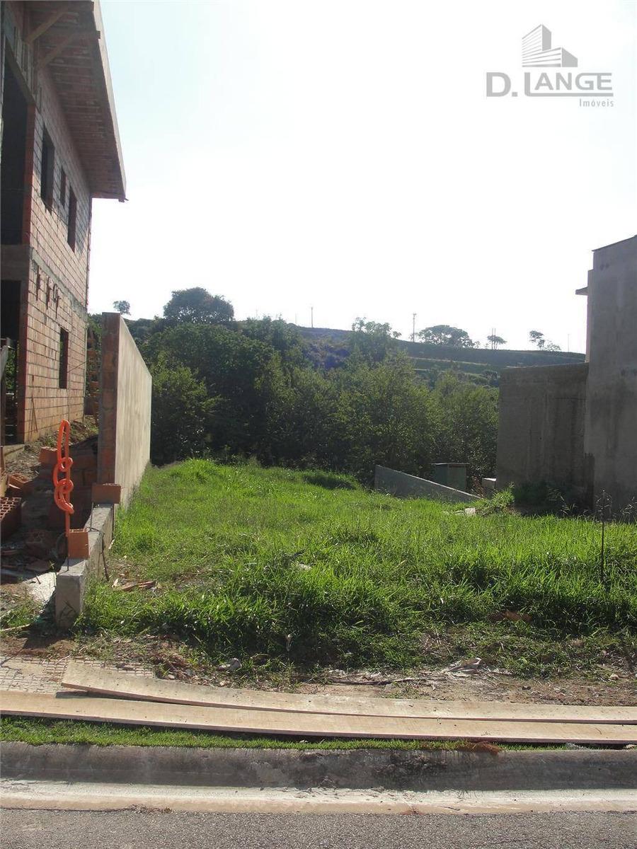 terreno à venda, 556 m² por r$ 450.000 - chácara das nações - valinhos/sp - te1521