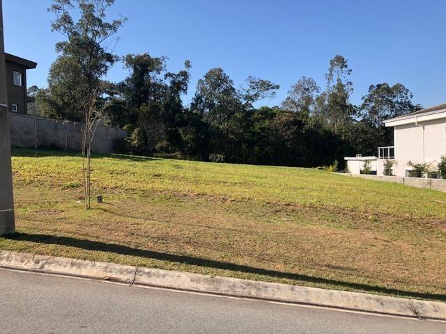 terreno à venda, 560 m² por r$ 370.000,00 - reserva santa maria - jandira/sp - te0438