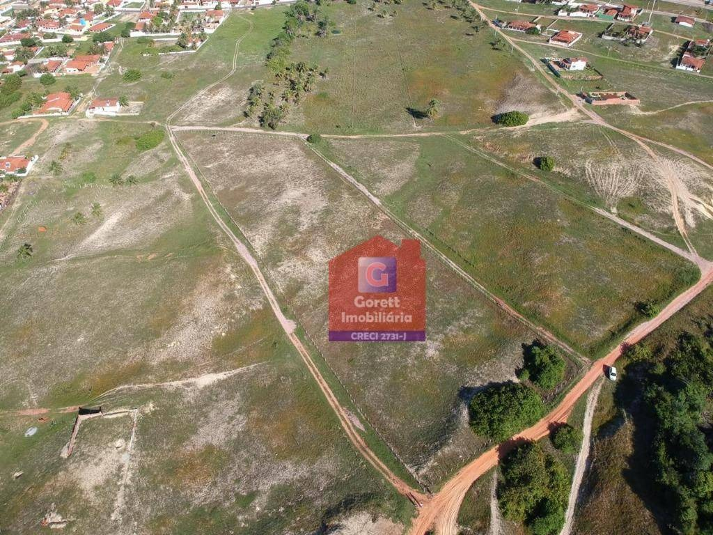 terreno à venda, 5681 m² por r$ 600.000 - praia de tabatinga - nísia floresta/rio grande do norte v0482 - te0020