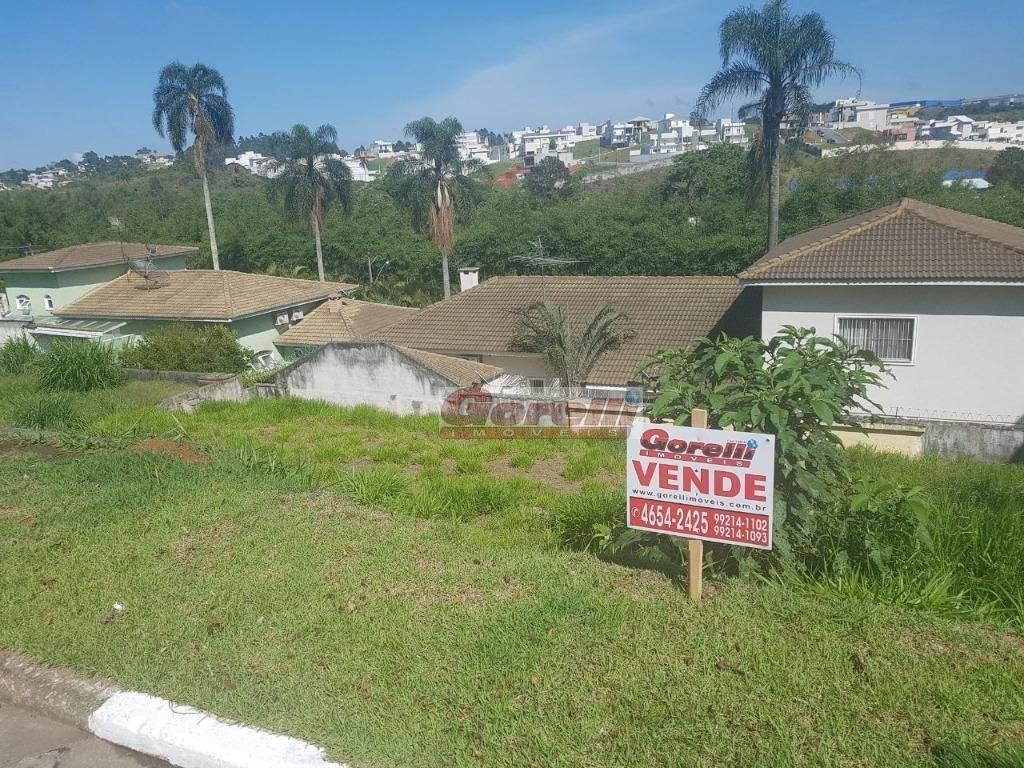 terreno à venda, 570 m² por r$ 795.000,00 - condomínio arujazinho iv - arujá/sp - te0514