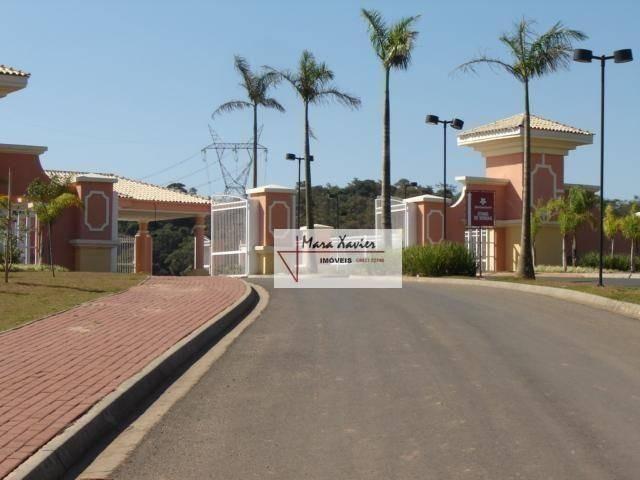 terreno à venda, 577 m² por r$ 270.000,00 - condomínio santa isabel ii - louveira/sp - te0775