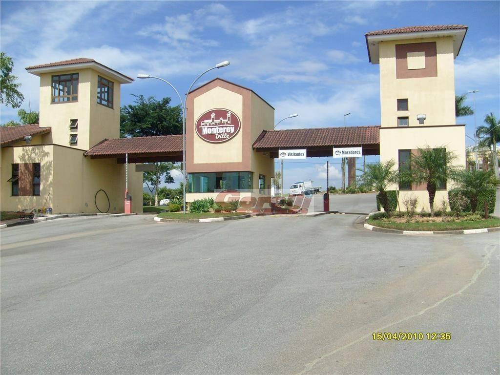 terreno à venda, 600 m² por r$ 270.000,00 - monterey ville - mogi das cruzes/sp - te0705