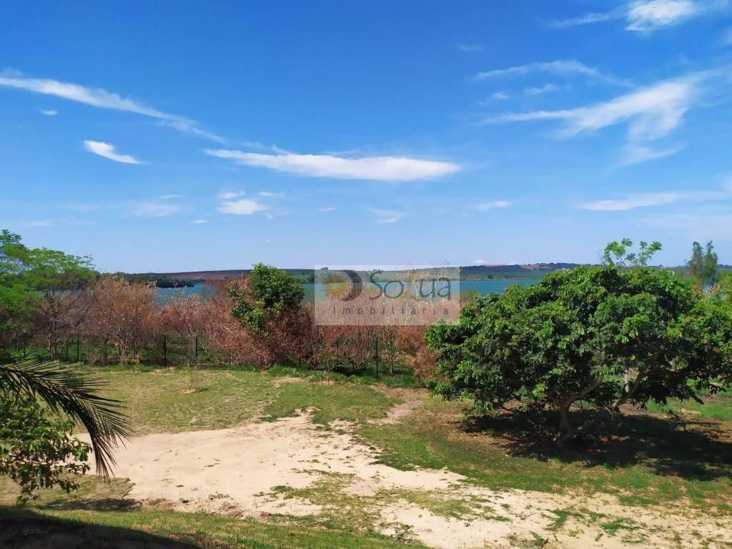 terreno à venda, 600 m² por r$ 300.000,00 - parque residencial tancredi - americana/sp - te0081