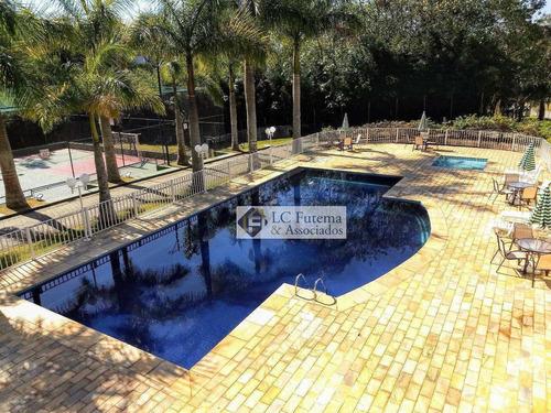 terreno à venda, 600 m² por r$ 89.000 de entrada- reserva vale verde - cotia/sp - te0065