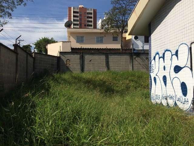 terreno à venda, 607 m² por r$ 1.500.000,00 - vila euclides - são bernardo do campo/sp - te0098
