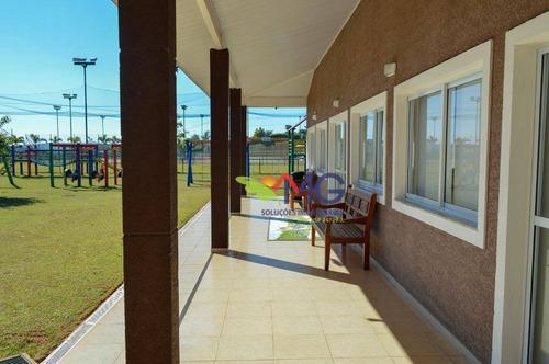 terreno à venda, 611 m² por r$ 172.000 - condomínio shambala iii - atibaia/sp - te0386
