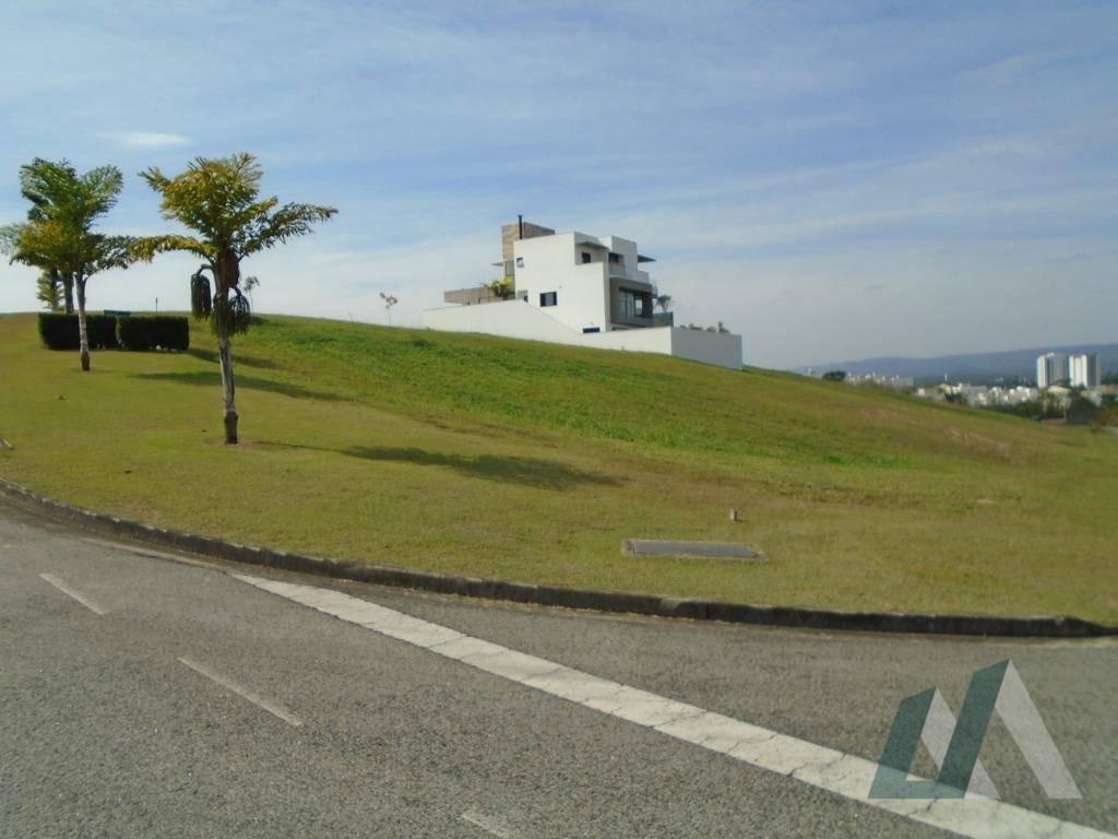 terreno à venda, 614 m² por r$ 370.000,00 - alphaville nova esplanada ii - votorantim/sp - te0688