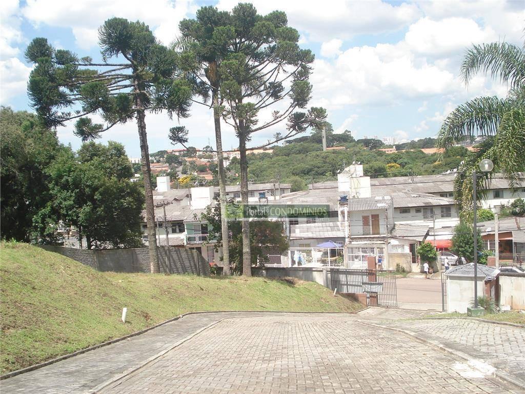 terreno à venda, 614 m² por r$ 399.000,00 - campo comprido - curitiba/pr - te0194