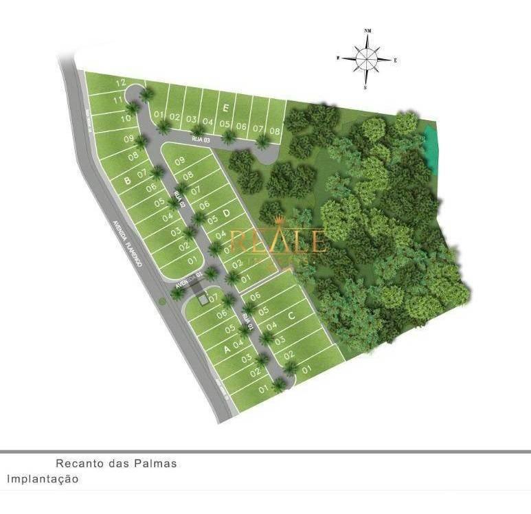 terreno à venda, 614 m² por r$ 408.476,25 - panorama - vinhedo/sp - te0569