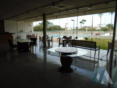 terreno à venda, 614 m² por r$ 614 - alphaville nova esplanada ii - votorantim/sp - te0688