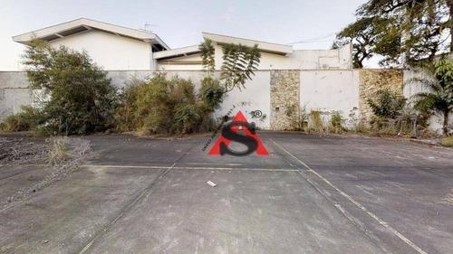 terreno à venda, 615 m² por r$ 1.500.000 - alto da lapa - são paulo/sp - te0493