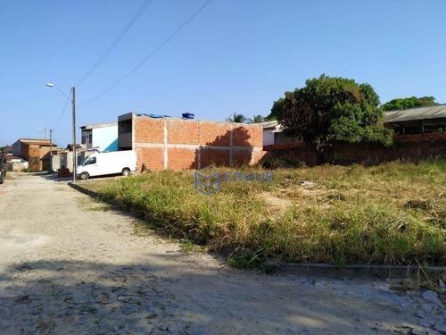 terreno à venda, 625 m² por r$ 250.000 - mondubim - fortaleza/ce - te0113