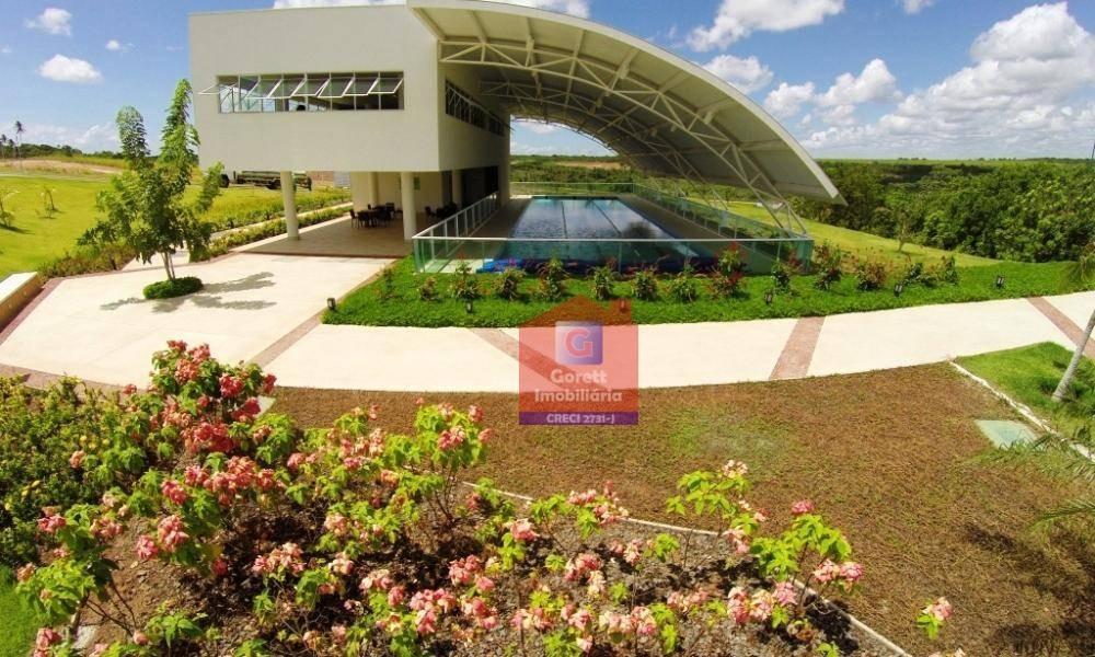 terreno à venda, 627 m² por r$ 199.000 estrada para pium - cajupiranga - nísia floresta/rio grande do norte. v0733 - te0016