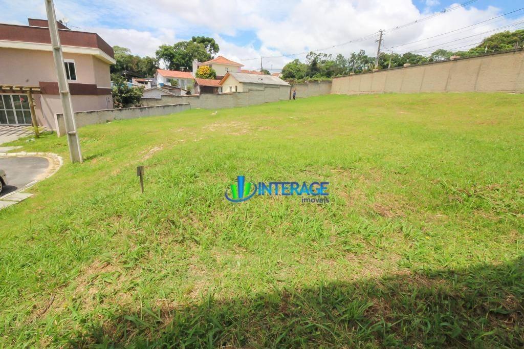 terreno à venda, 629 m² por r$ 350.000 - boa vista - curitiba/pr - te0254