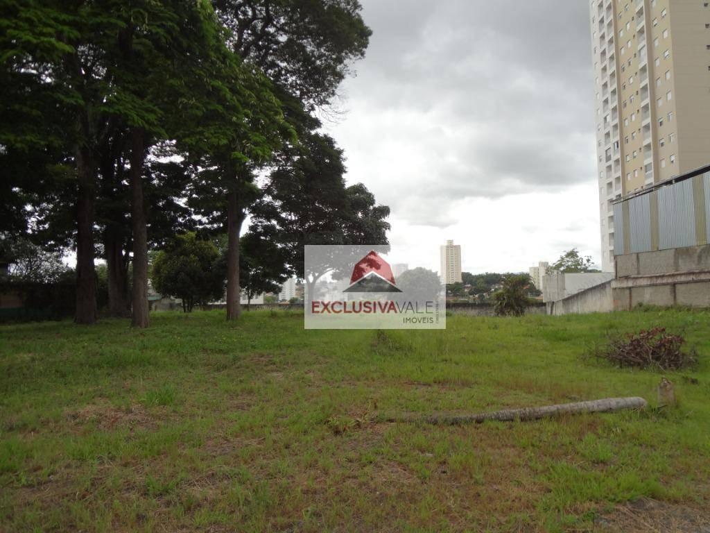 terreno à venda, 630 m² por r$ 2.500.000 - centro - são josé dos campos/sp - te0279
