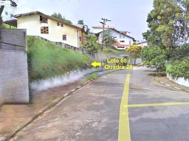 terreno à venda, 636 m² por r$ 370.000 - parque dos príncipes - são paulo/sp - te0484