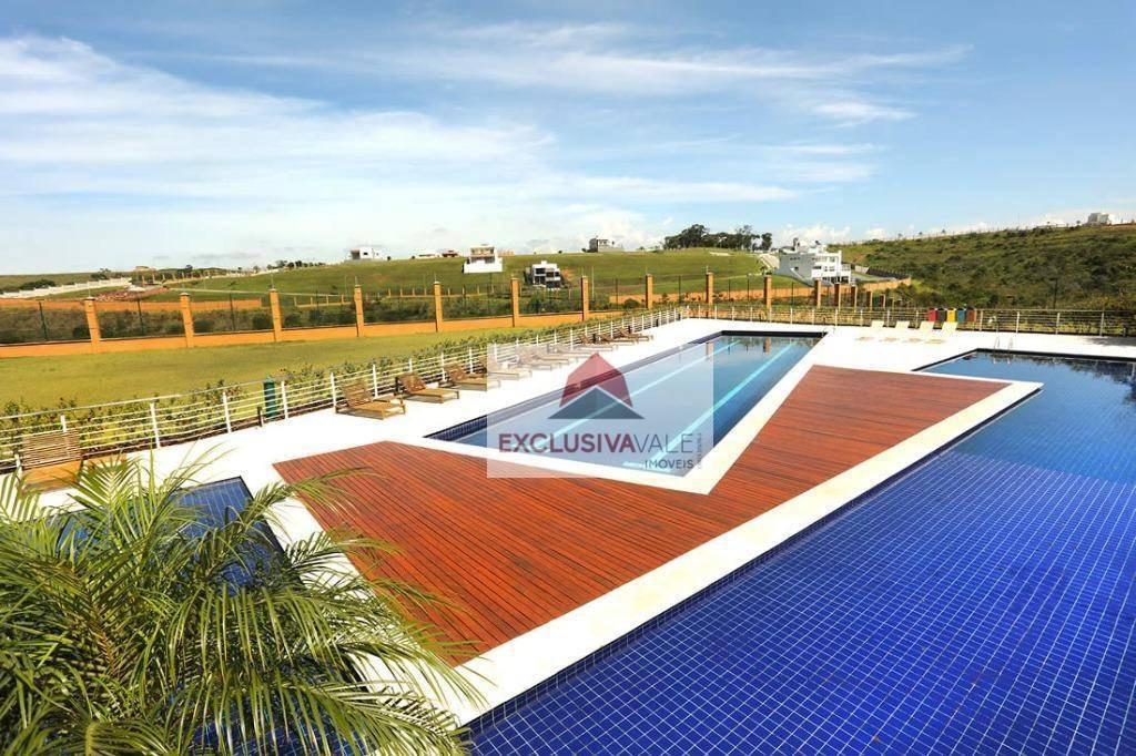 terreno à venda, 640 m² por r$ 430.000,00 - condomínio residencial alphaville ii - são josé dos campos/sp - te0360