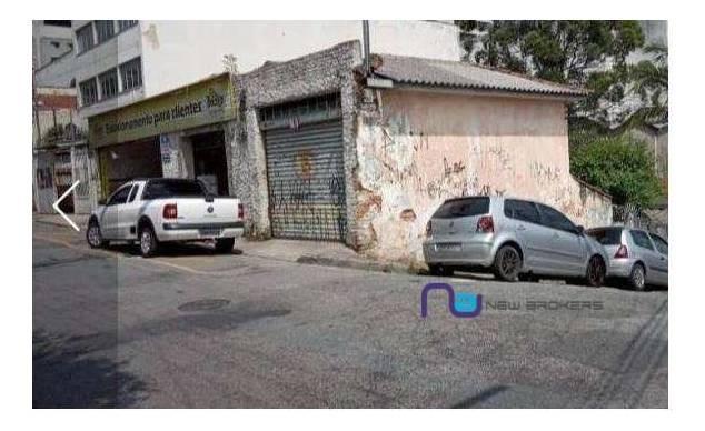 terreno à venda, 660 m² por r$ 2.022.000 - tucuruvi - são paulo/sp - te0098
