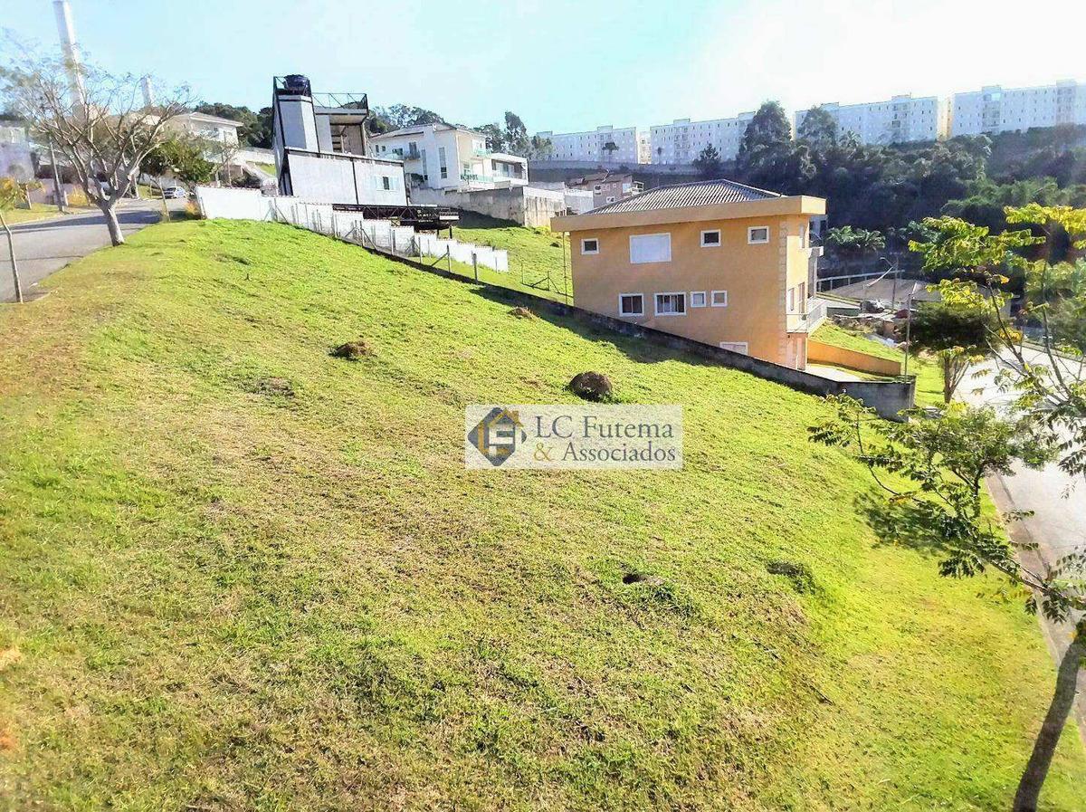 terreno à venda, 677 m² por r$ 99.500 de entrada- reserva vale verde - cotia/sp - te0063