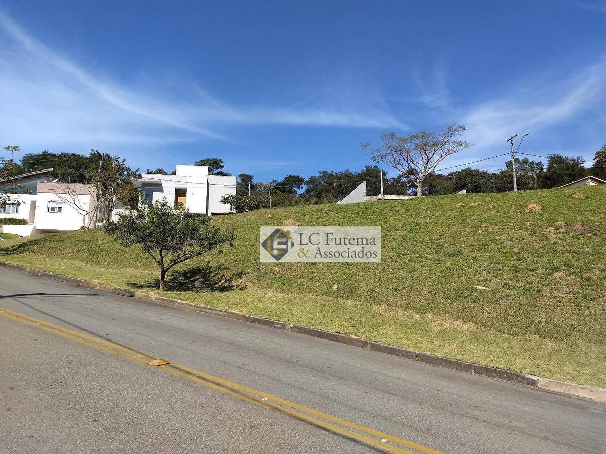 terreno à venda, 677 m² - reserva vale verde - cotia/sp - te0063