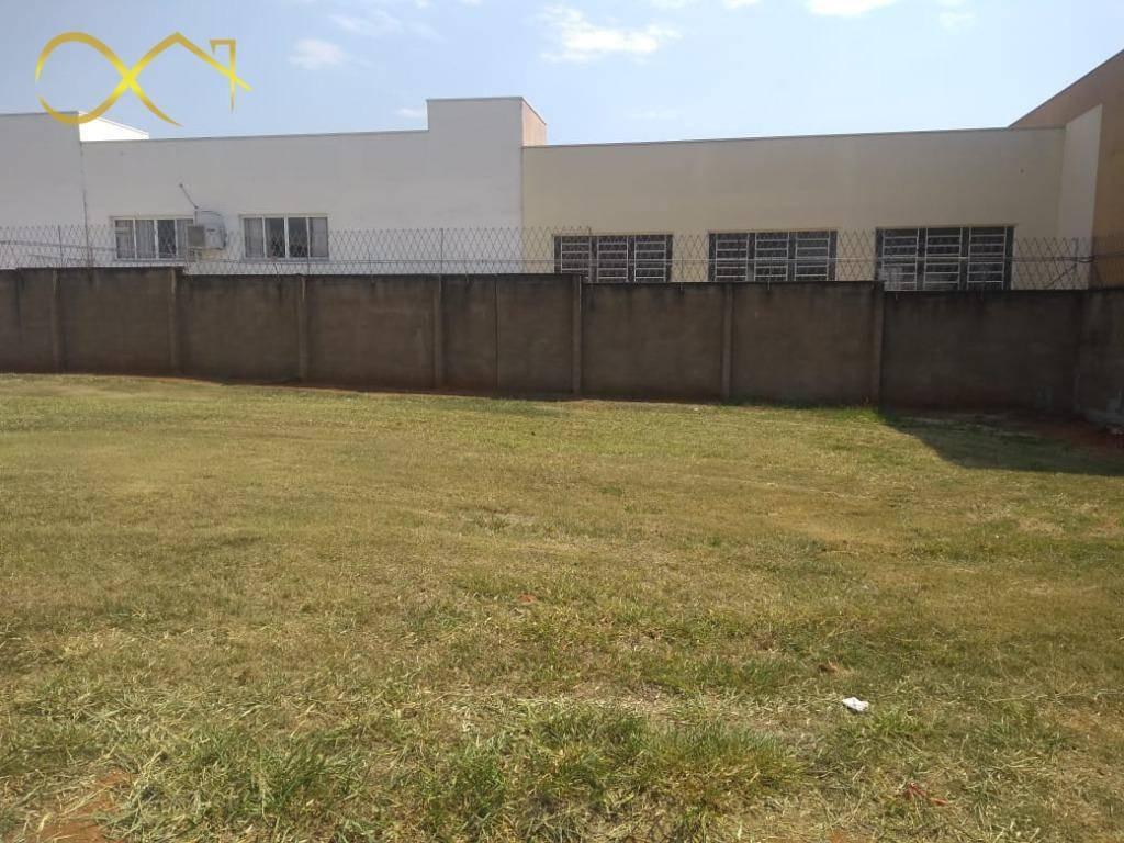 terreno à venda, 680 m² - condomínio terras do fontanário - paulínia/sp - te0603