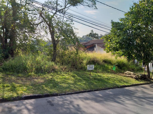 terreno à venda, 680 m² por r$ 380.000,00 - granja viana ii gleba 4 e 5 - cotia/sp - te1056