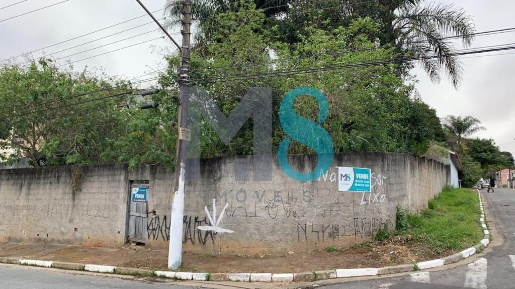 terreno à venda, 700 m² por r$ 770.000,00 - vila romanópolis - ferraz de vasconcelos/sp - te0066