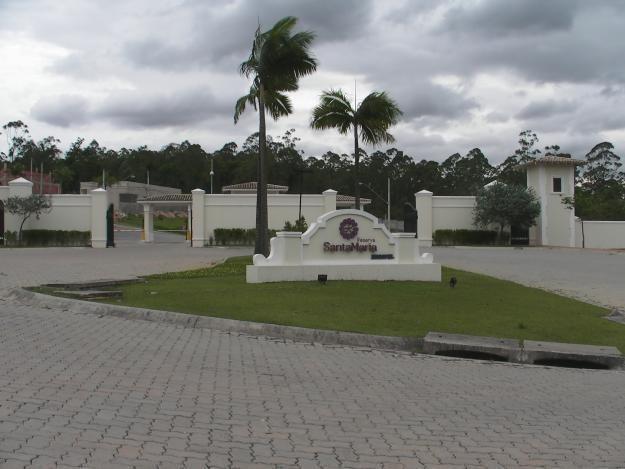 terreno à venda, 740 m² por r$ 600.000,00 - reserva santa maria - jandira/sp - te0446
